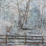 Myra Morgan Crisp Winter Morning